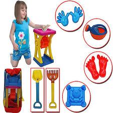 Kids sable eau roue moulin plage sac à dos enfants apprentissage play toy set