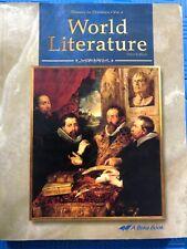 ABeka Book: Classics For Christian: Vol. 4: World Literature