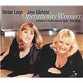 Operatunity The Winners, Gilchrist, Jane, Leigh, Denise, Acceptable CD