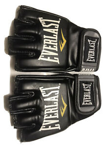 Everlast Everstrike Multi-Purpose MMA Boxing Gloves Women's Size S/M - NEW