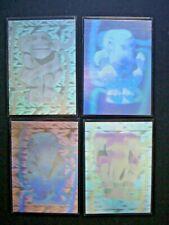 1995 SKYBOX JUMANJI COMPLETE 4 CARD *HOLOGRAM* CHASE SET H1-H4