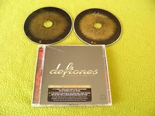 Deftones B-Sides Rarities IMPORT CD + DVD Duran Duran / Cocteau Twins / Smiths