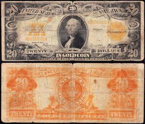 1922 $20 *GOLD CERTIFICATE*! FREE SHIPPING! K68584031
