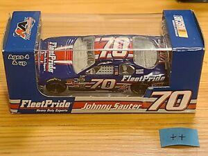 2007 #70 Johnny Sauter Fleetpride Promo Pit Stop 1/64 Action NASCAR Diecast MIP