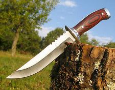 Jagdmesser 29 cm Messer Machete Knife Coltello Couteau Coltelli Da Caccia J005