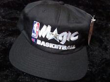 CHAMPION U.S.A. Apparel Orlando Magic cap hat NBA BERRETTO ricamati NUOVO Oldschool