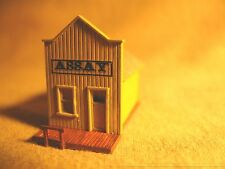 Old West - ASSAY OFFICE - N-305 - Easy to build N Scale kit by Randy Brown