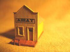 ASSAY OFFICE - OLD WEST - N-305 - N Scale by Randy Brown