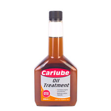 2 x Carlube Oil Treatment Additive 300ml Extra Engine Protection Petrol + Diesel