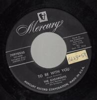 Northern Soul 45 THE GADABOUTS To Be With You on Mercury