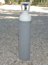 Bombola ossigeno   omologata da 14 litri,   saldatura cannello