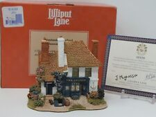 Lilliput Lane The Anchor Cottage Ornament Figurine (L2011) NEW