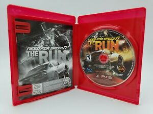 Need for Speed: The Run - Sony PlayStation 3 PS3 - Complete & Tested