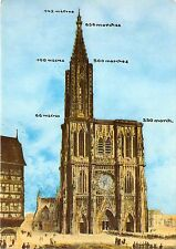 B50982 Strasbourg la cathedrale  france
