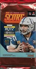 2019 PANINI SCORE FOOTBALL HOBBY PACK FACTORY SEALED NEW