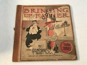 VINTAGE BRINGING UP FATHER 1919 PLATINUM AGE COMIC BOOK 3RD SERIES GEO MCMANUS