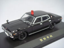 DISM 1/43 Nissan Cedric 330 Late Model Police Vehicle Kanagawa