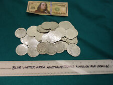 (10) Coins with The Ten Commandments Minted on Them, US Silver Dollar Size, UNC