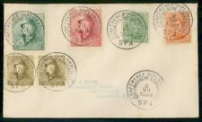 Mayfairstamps Belgium 1920 Spa Diplomatic Conference Cover wwk65963
