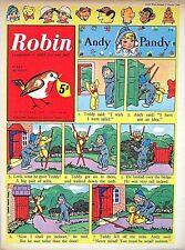 ROBIN - 31st OCTOBER 1959 (26 Oct - 1 Nov) YOUR WEEK OF BIRTH ?? VG+ beano dandy