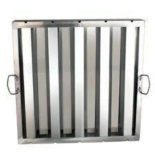 Thunder Group Slhf2020 Hood Grease Filter, Stainless Steel 20 inch X 20 inch New