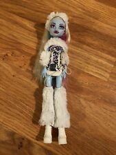 Abbey Abominable Monster High Doll