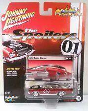 Johnny Lightning 1:64 2016 Street Freaks 2D The Spoilers 66 Dodge Charger