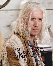 Rhys Ifans, Xenophilius Lovegood, Harry Potter, signed 10x8 photo. COA. Proof.