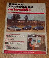 REVUE TECHNIQUE AUTOMOBILE 547 Janv 1993-OPEL Kadett-ASTRA-RENAULT SAFRANE-POLO