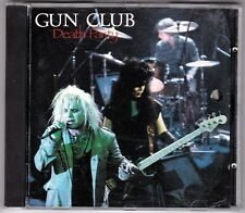 DEATH PARTY - Gun Club - CD - Limited Edition of 1,000 - Jeffrey Lee Pierce