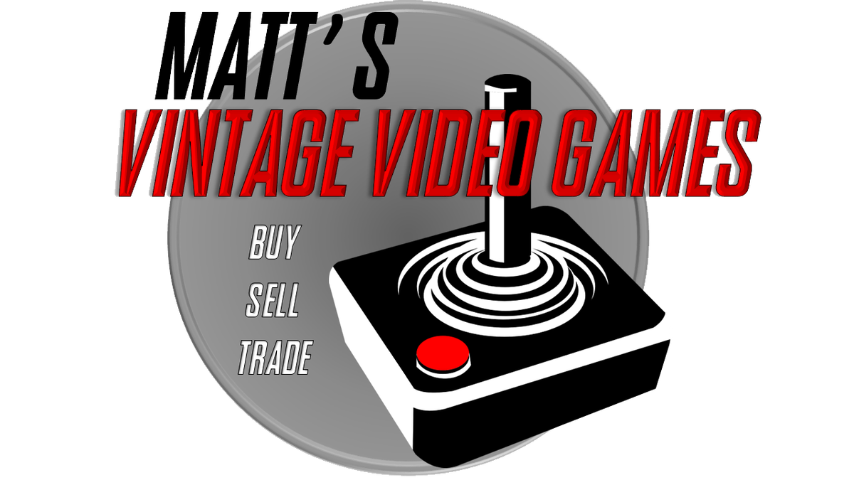 Matt's Vintage Video Games