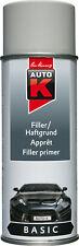 Auto-K Lackspray Grundier Füller Grau Grundierung K233001 Filler/Haftgrund