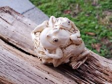 Harmony Kingdom! Ball Of Frogs Figurine!