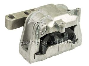 Mackay Engine Mount Right A7104 fits Volkswagen Golf 2.0 TDI Mk5 (103kw), 2.0...