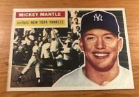 1956 Topps Reprint #135 Mickey Mantle New York Yankees MINT RP
