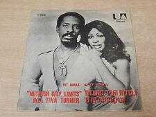 "EX- !! Ike & Tina Turner/Nutbush City Limits/1973 UA 7"" Single/Israeli Issue"