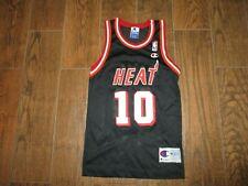 New listing Vintage Tim Hardaway Miami Heat Boys YOuth Champion Jersey Sz. M