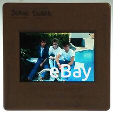 Duran Duran 35mm Original Slide Press Photo