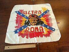 Ultrà Roma, vero vintage ultras bandiera sciarpa anni 80/90