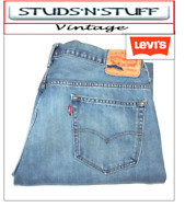 """VINTAGE LEVIS 559'S RELAXED STRAIGHT JEANS W36"""" L36"""" APROX SIZE UK  16  (T60)"""