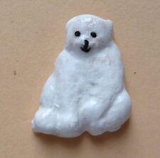 Fève perso de L' Amikaël - Un Ours blanc