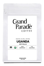 Medium Roast Organic Uganda Sipi Falls Fresh Roasted Whole Bean Coffee, 1 LB Bag