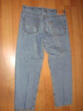 levi's 550 relaxed fit jeans 38 32