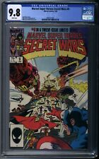 Marvel Super Heroes Secret Wars #9 - 1985 - CGC 9.8 White Pages