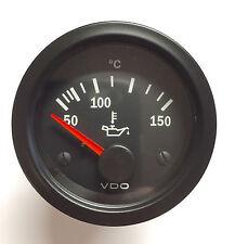 VDO Öltemperaturanzeige Ölthermometer