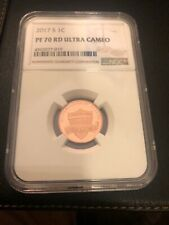 2017 S Lincoln Cent NGC PF70 RD Ultra Cameo