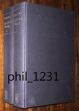 rare LEJ BROUWER Collected Works 2v Elsevier Metamathematics philosophy Hilbert