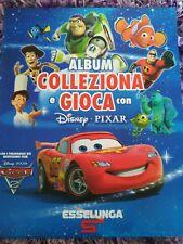 Album carte Disney Pixar esselunga