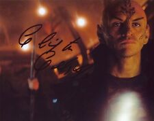 "~~ CLIFTON COLLINS JR. Authentic Hand-Signed ""Star Trek 2009 Ayel"" 8x10 Photo ~~"