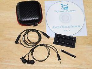 Sennheiser IE 800 In-Ear Headphones -Seller refurbished